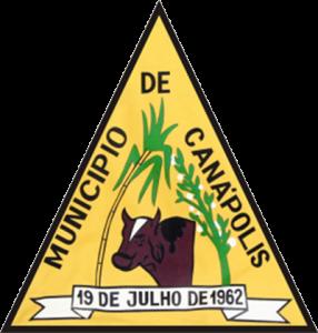 Brasão Oficial de Canápolis