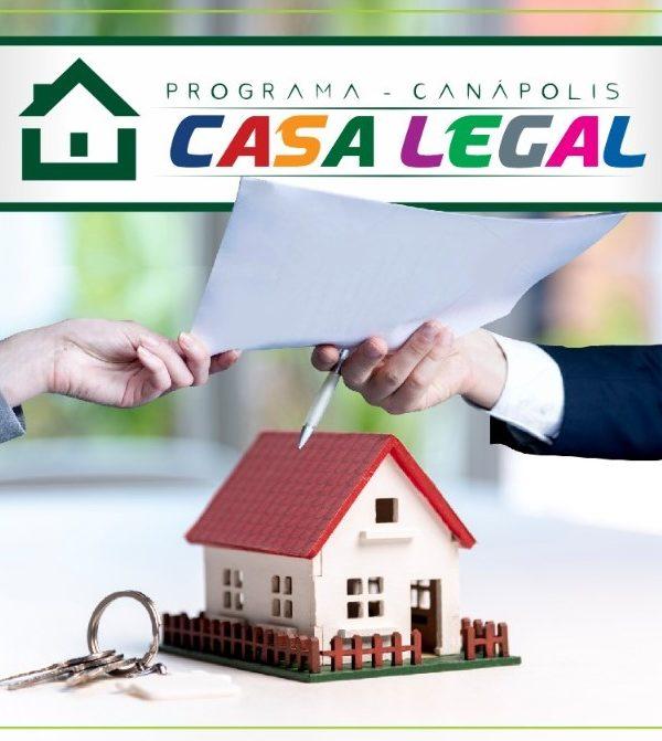 Canápolis Casa Legal